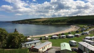 caravan holidays Scotland